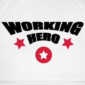 Working Hero Magliette - Cappello con visiera