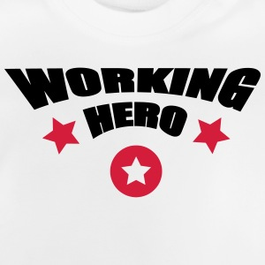 Working Hero Shirts - Baby T-shirt