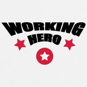 Working Hero - Männer Premium T-Shirt