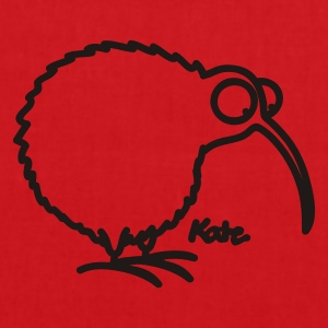 Red Kiwi Kids' Shirts - Tote Bag