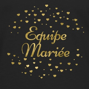equipe_mariee Tee shirts - T-shirt manches longues Premium Homme