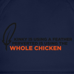 Kinky Feather 1 (ENG, 2c) - Gorra béisbol