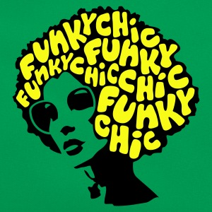 Funky chic Tee shirts - Sac Retro