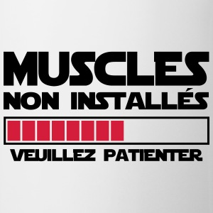 MUSCLES NON INSTALLES Tabliers - Tasse