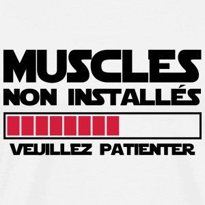MUSCLES NON INSTALLES Tabliers - T-shirt Premium Homme