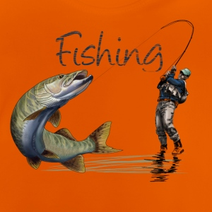 Fishing T-shirts - Baby T-shirt