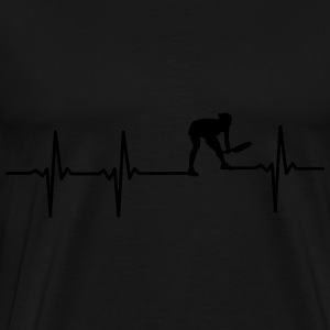 Tennis ECG sweaters & hoodies - Men's Premium T-Shirt