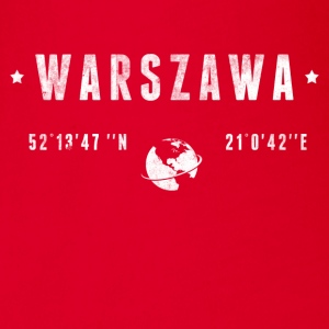 Warszawa Shirts - Organic Short-sleeved Baby Bodysuit