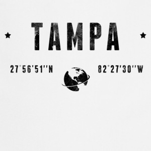 Tampa T-Shirts - Cooking Apron