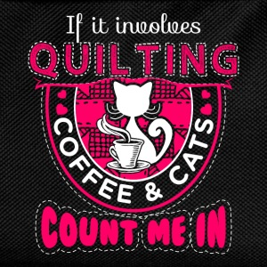 Count me In Quilting - EN Tee shirts - Sac à dos Enfant