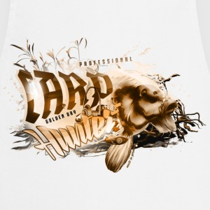 carp golden hunter T-Shirts - Kochschürze