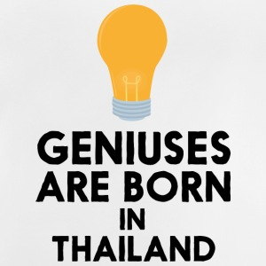 Geniuses are born in THAILAND S256x Shirts - Baby T-Shirt