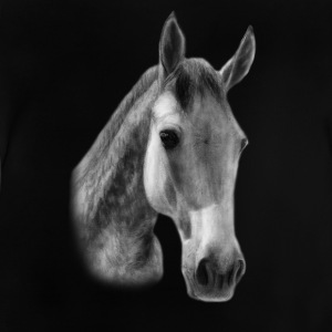 Beautiful Horse Shirts - Baby T-Shirt