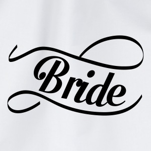 bride_swing T-shirts - Gymtas