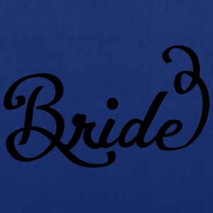 bride_swing_2 T-shirts - Tas van stof