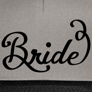 bride_swing_2 T-shirts - Snapback cap