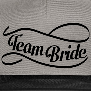 team_bride_swing Magliette - Snapback Cap