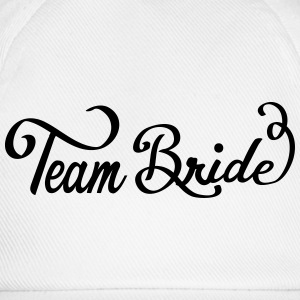 team_bride_swing_2 Buttons - Baseballcap