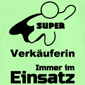 Super Verkäuferin Tops - Baby T-Shirt