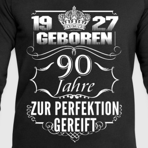 1927-90 years of perfection - 2017 - DE Shirts - Men's Sweatshirt by Stanley & Stella