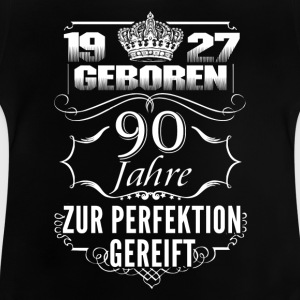 1927-90 years of perfection - 2017 - DE Shirts - Baby T-Shirt