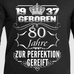 1937-80 years perfection - 2017 - DE T-Shirts - Men's Sweatshirt by Stanley & Stella