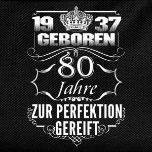 1937-80 years perfection - 2017 - DE T-Shirts - Kids' Backpack