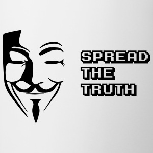 Spread the Truth - Tasse