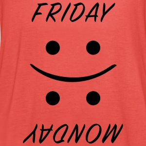 Friday vs. Monday - Women's Tank Top by Bella