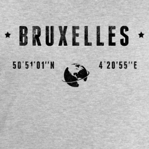 Bruxelles Tee shirts - Sweat-shirt Homme Stanley & Stella