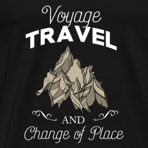 Travel vacation Sports wear - Men's Premium T-Shirt