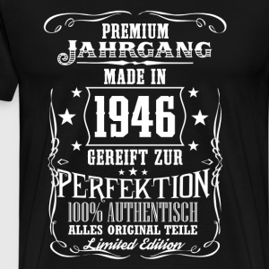 1946 - Premium Jahrgang - Limited Edition - DE Hoodies & Sweatshirts - Men's Premium T-Shirt