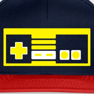 RETRO NES YELLOW - Snapback Cap