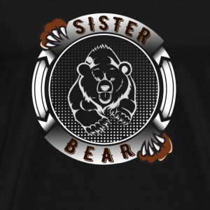 Sister Bear Mugs & Drinkware - Men's Premium T-Shirt