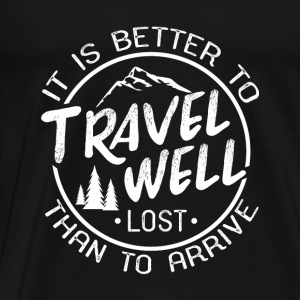 Travel vacation Tops - Men's Premium T-Shirt