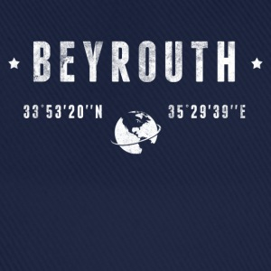 Beyrouth Tee shirts - Casquette classique