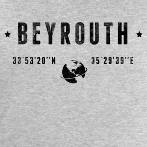 Beyrouth Manches longues - Sweat-shirt Homme Stanley & Stella