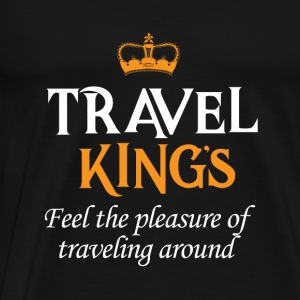 Travel vacation Hoodies & Sweatshirts - Men's Premium T-Shirt
