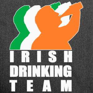 Irish Drinking Team T-Shirts - Shoulder Bag made from recycled material