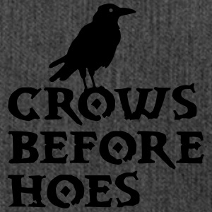 crows T-shirts - Schoudertas van gerecycled materiaal