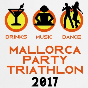 Mallorca Party Triathlon 2017 Tops - Kochschürze