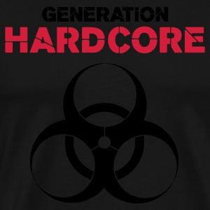 Generation HC Rave Quote Sports wear - Men's Premium T-Shirt