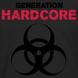 Generation HC Rave Quote Sports wear - Men's Premium Longsleeve Shirt