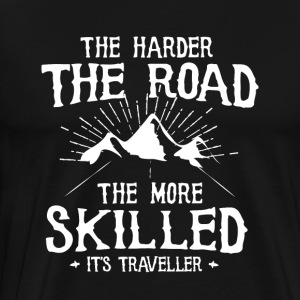 Holiday travel Hoodies & Sweatshirts - Men's Premium T-Shirt