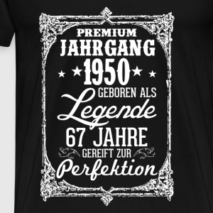 67-1950-legend - perfection - 2017 - DE Tops - Men's Premium T-Shirt