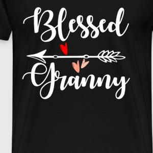 Blessed Granny Tops - Men's Premium T-Shirt