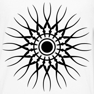Design Tribal 05 - Camiseta de manga larga premium hombre