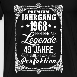 49-1968-legend - perfection - 2017 - DE Tops - Men's Premium T-Shirt