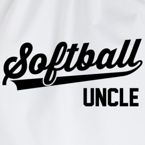 Softball Uncle T-Shirts - Turnbeutel