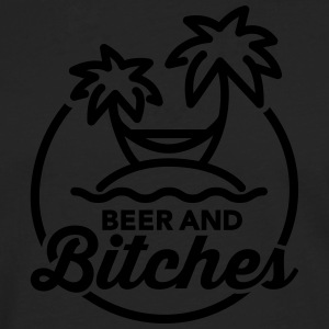 Beer and Bitches T-Shirts - Men's Premium Longsleeve Shirt